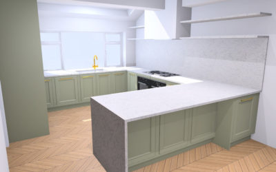 Designing My Dream Kitchen with John Lewis of Hungerford