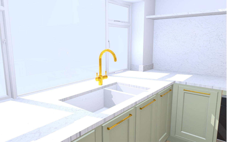 Kitchen Design Sink