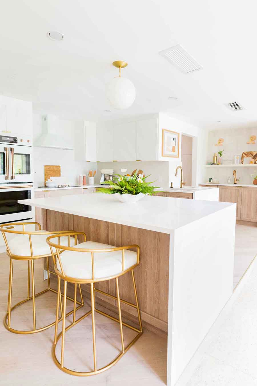 sugar and cloth kitchen - how to decorate according to your star sign - leo