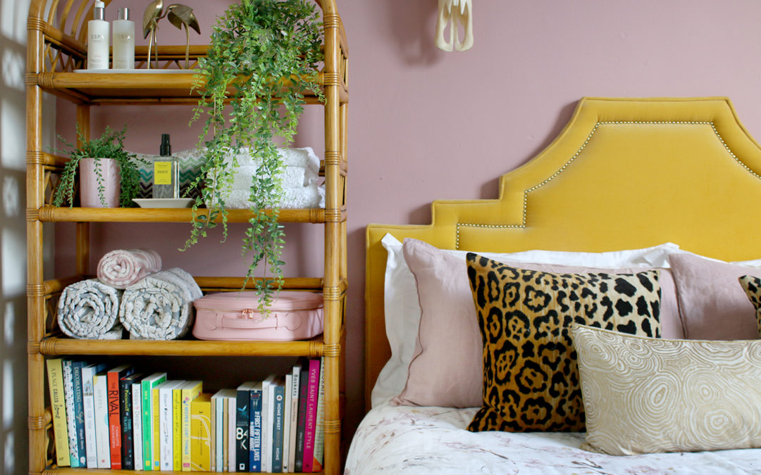 My £25 & 3.5 hour Guest Bedroom Mini Makeover