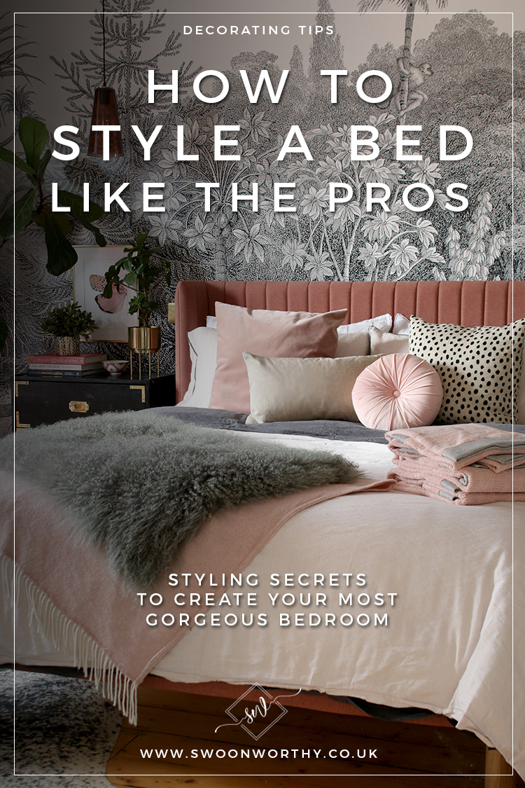 How to Style a Bed Like the Pros