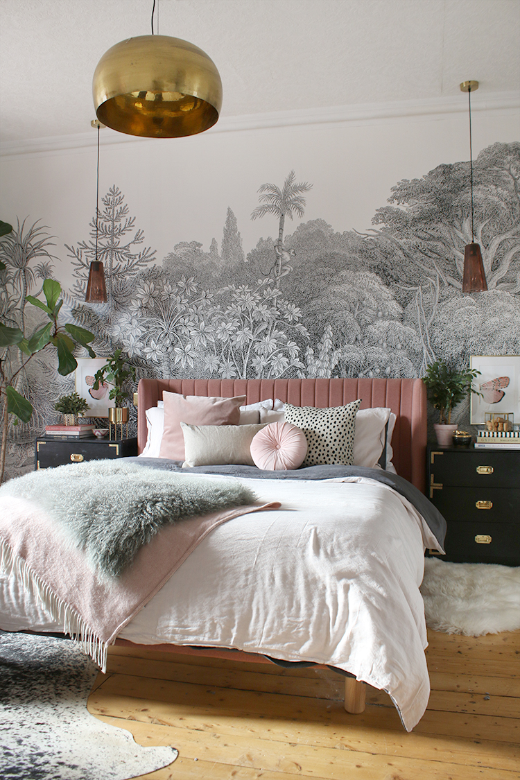 Bed Styling Tips - Adding Texture