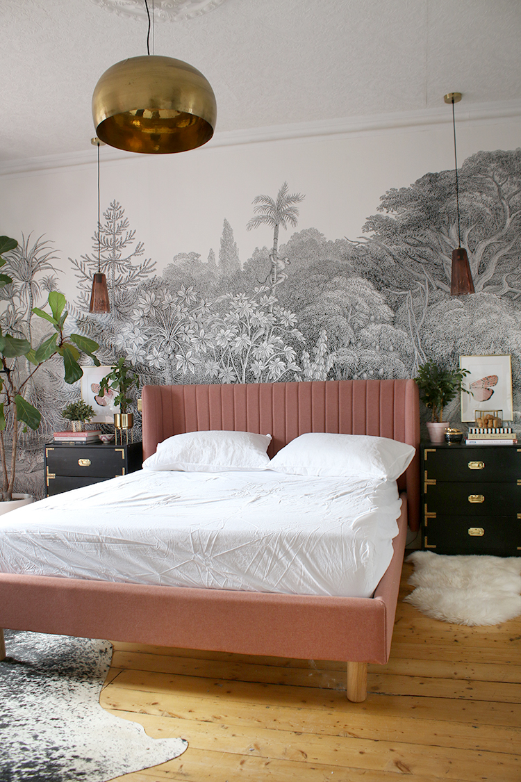 How To Style A Bed Swoon Worthy