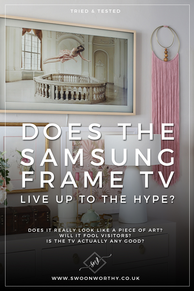 Does the Samsung Frame Live Up to the Hype