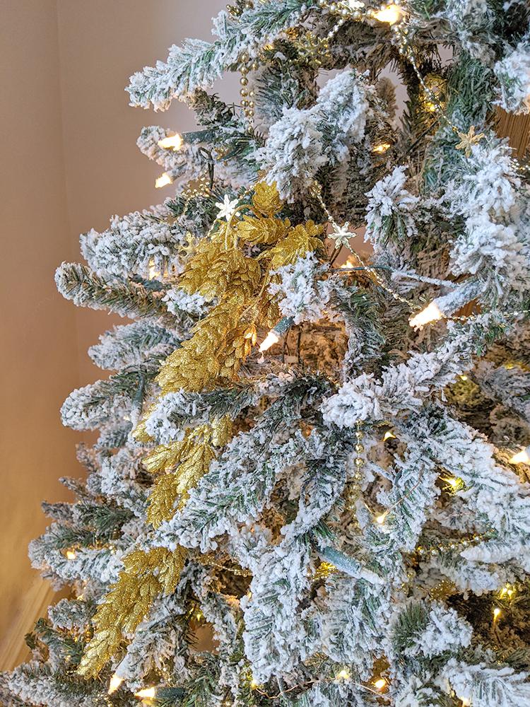 Christmas Tree Styling - Step 3b Large Picks