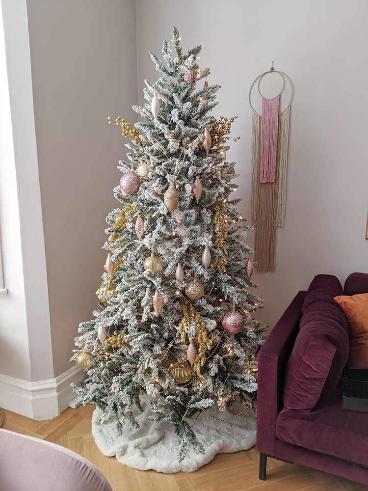 Christmas Tree Styling - Step 5 Favourites