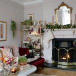 My Christmas Living Room & Signing Off til the New Year
