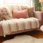 5 Ways to Style a Small Sofa