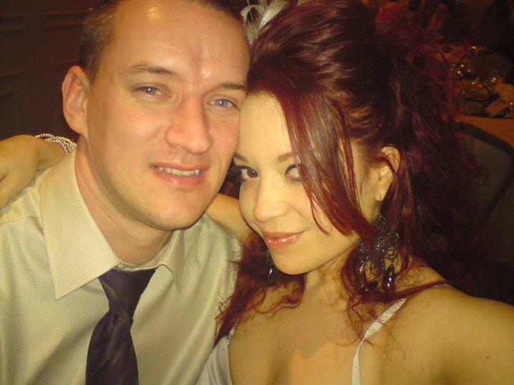 Wayne and Kimberly Mar 2010