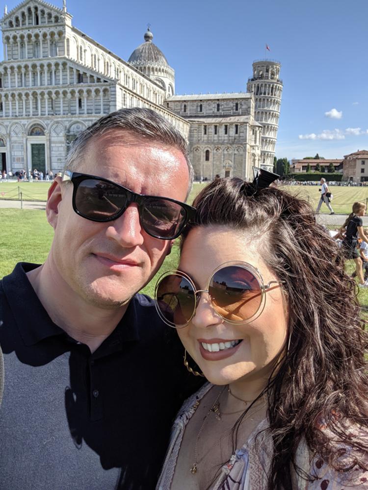 Wayne and Kimberly Pisa 2019