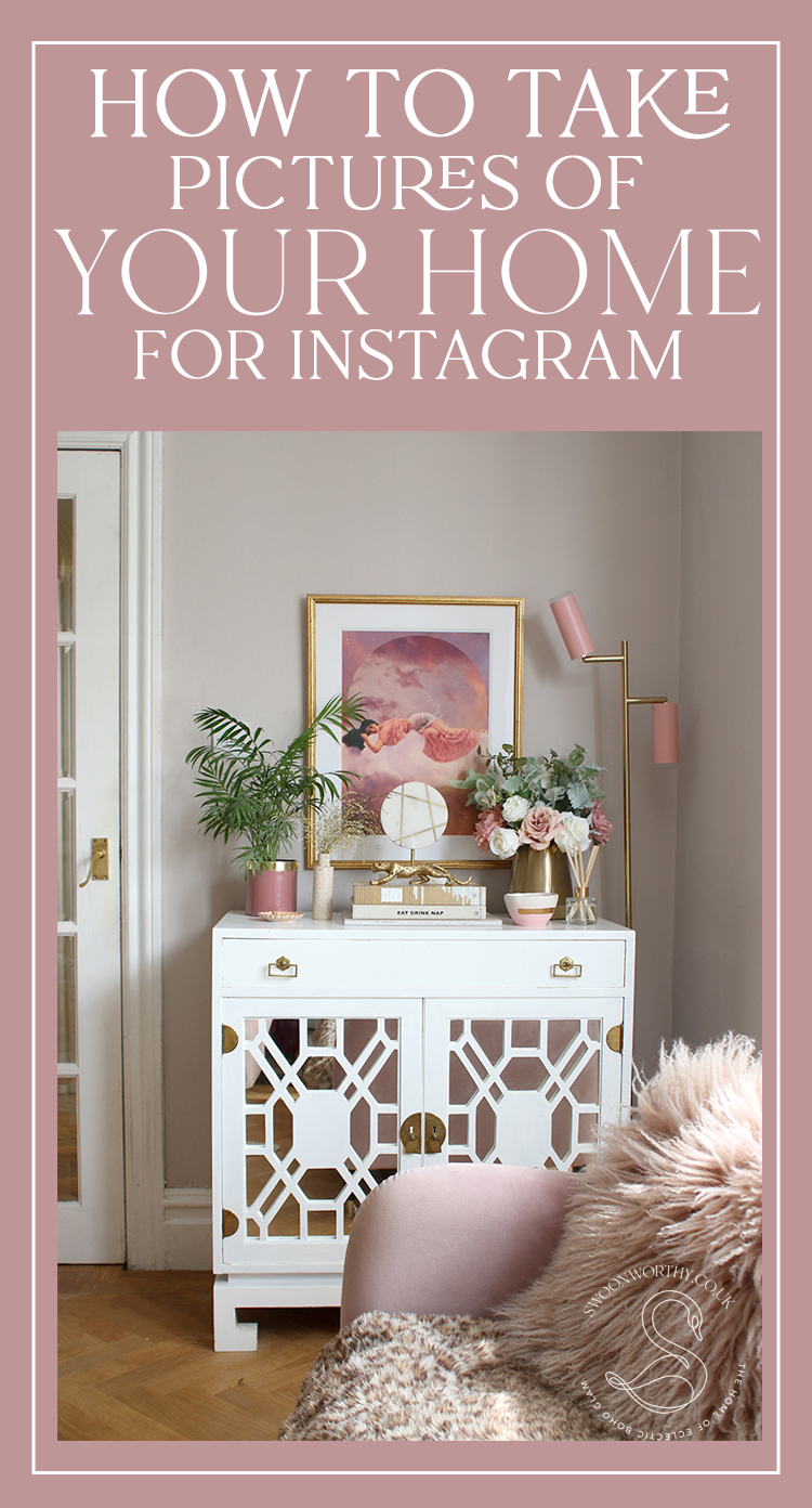 How to Take Pictures of Your Home for Instagram