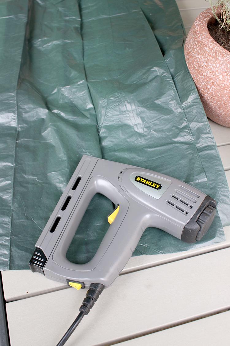 DIY Raised Bed Planter Step 9a
