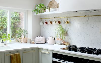 7 Tips for Styling Your Open Kitchen Shelves