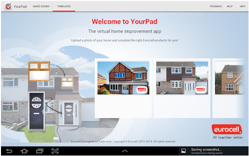 YourPad App Eurocell