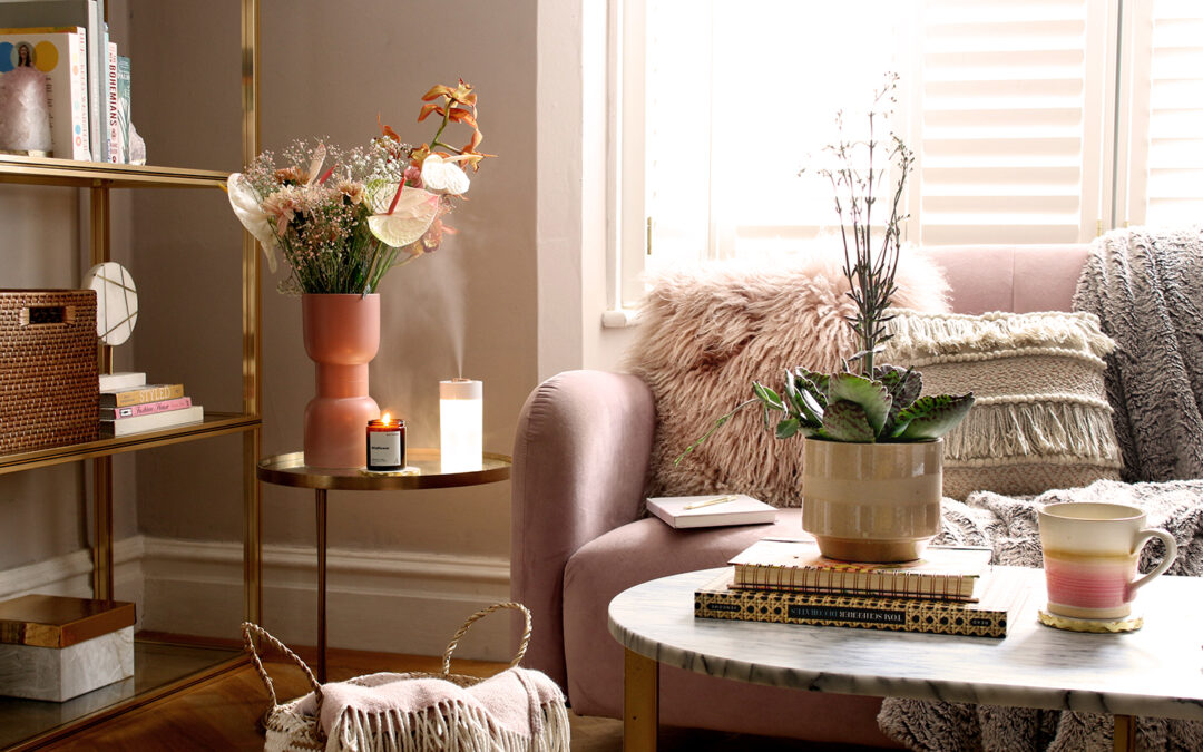 How to Create an Inner Retreat at Home with Plants and Flowers