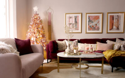 Going Low-Key: My 2020 Christmas Living Room & Tree