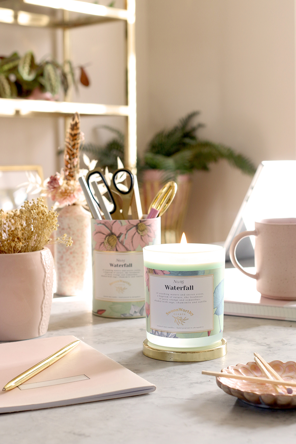 No 05 Waterfall Candle 35GBP (4)