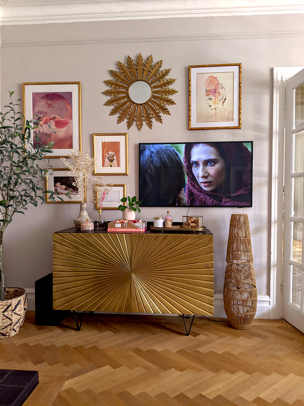 Samsung Frame TV 2020 picture quality